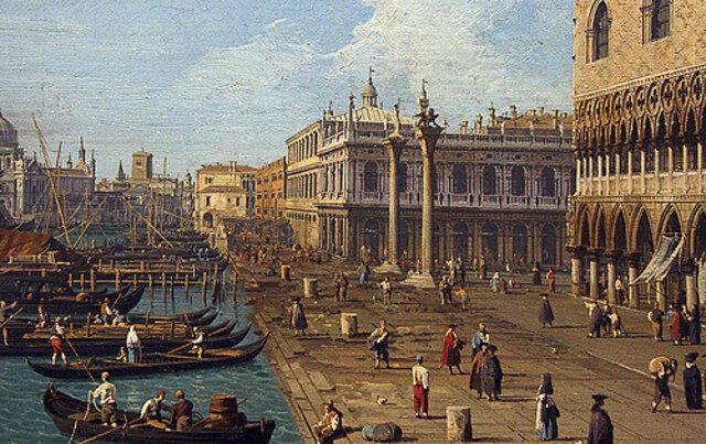 los directores de arsenales de Venecia