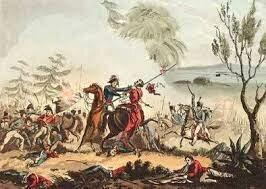 Las tropas insurgentes tomaron importantes ciudades del Bajío