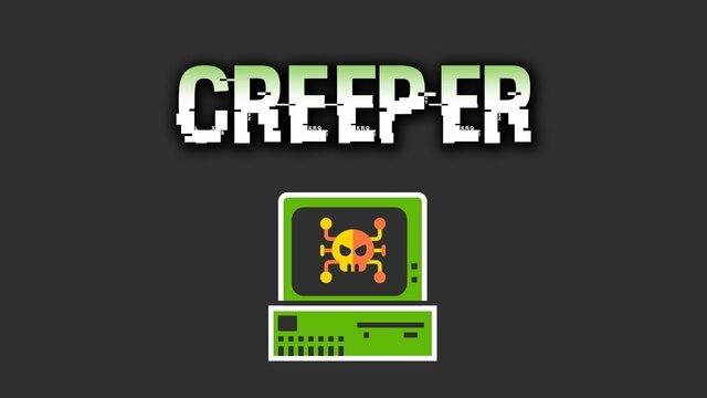 Primer virus informático (Creeper)