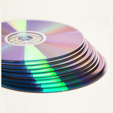 Presentación del el CD y el DVD