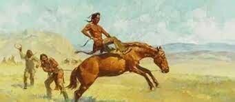 Domesticación del caballo (3.000 A.C)