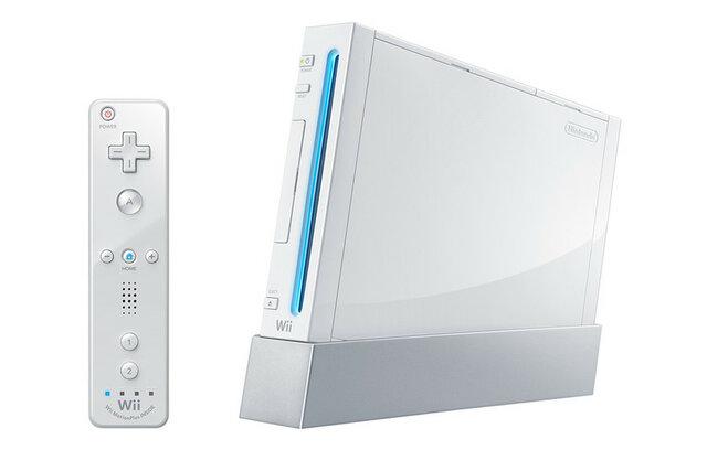 Se lanzan dispositivos de última generación (Wii)