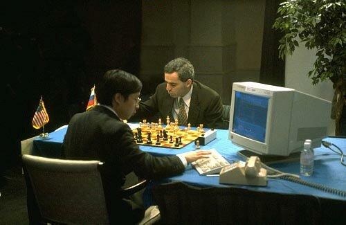 Deep Blue vence a Kasparov