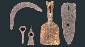 Metalurgia del hierro (2.300 A.C)