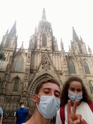 Catedral de Barcelona (Estilo Gótico)