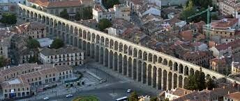 Acueducto de Segovia (siglo IV A.C - 476 d.C)