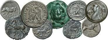 Moneda (700 A.C)