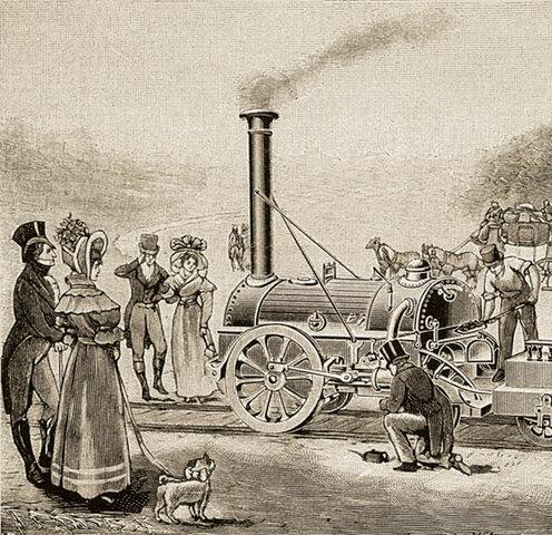 Revolución Industrial en el Reino Unido