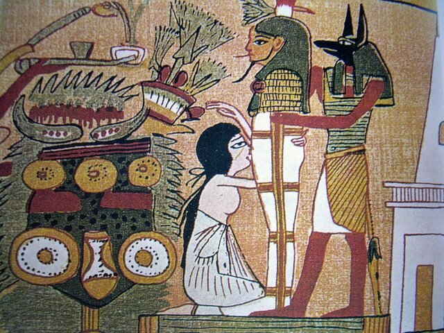 Antiguo Egipto (3.000 a.C - 331 a.C)