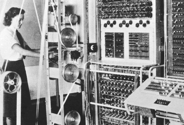 1943, Colossus