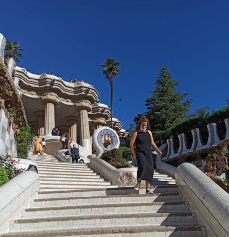 Park Güell (Modernismo)