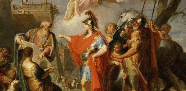 Período Grecorromano (332 a.C - 641 d.C)