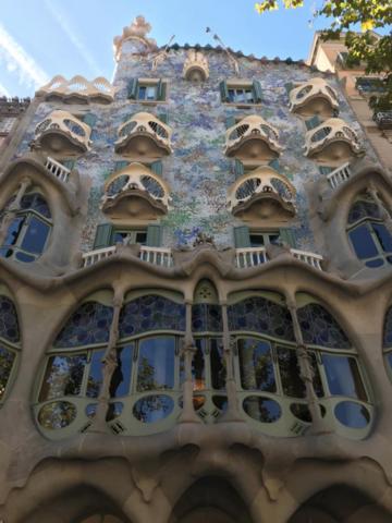Casa Batlló (Modernismo)