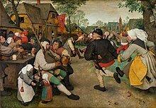 Danza de campesinos