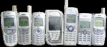 Primer Telefón Mòbil