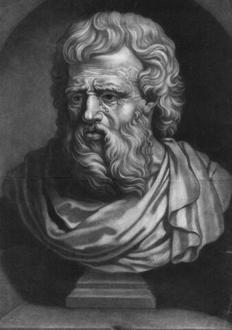 Heráclito de Éfoso (544 a. C- 484 a. C)