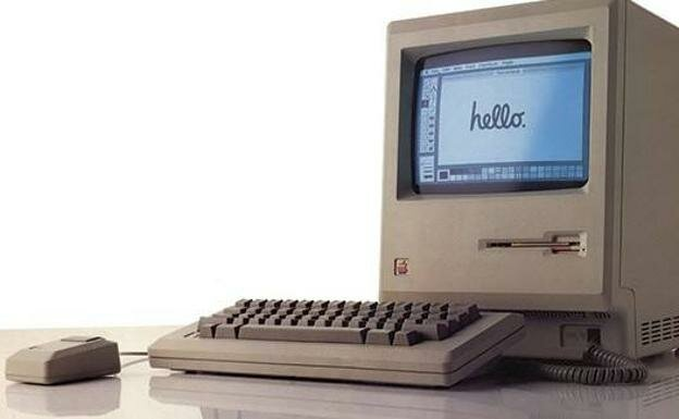 Sale el Macintosh
