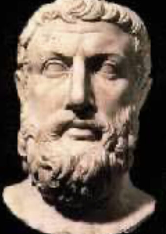 Perménides de Elea (540 a. C- 470)