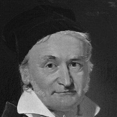 Gauss timeline
