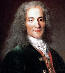 Voltaire (1694, 1778)