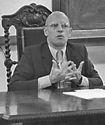 Michel Foucault (1926, 1984)