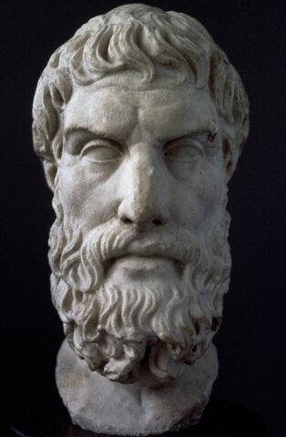 Epicuro de Samos (341 a. C- 271)