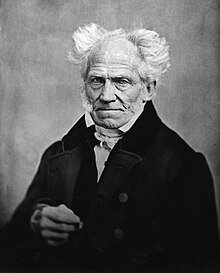 Arthur Schopenhauer (1788, 1860)