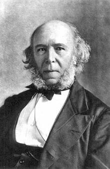 Herbert Spencer (1820, 1903)