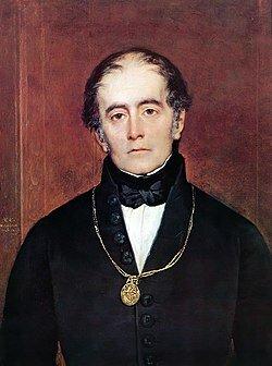 Andrés Bello (1781, 1865)