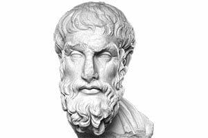 Epicuro (341 a. C - .270 a. C)