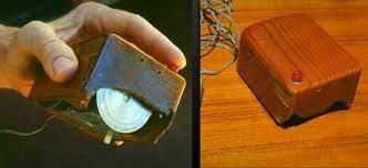 Se inventa el ratón