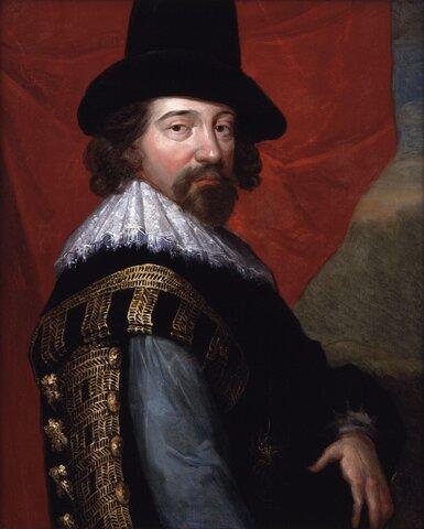 Francis Bacon ( 1561 hasta 1626 )