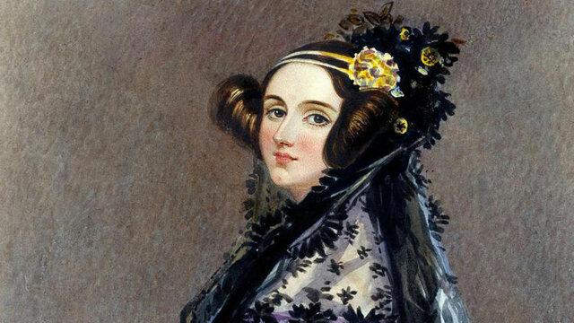 Ada Lovelace.
