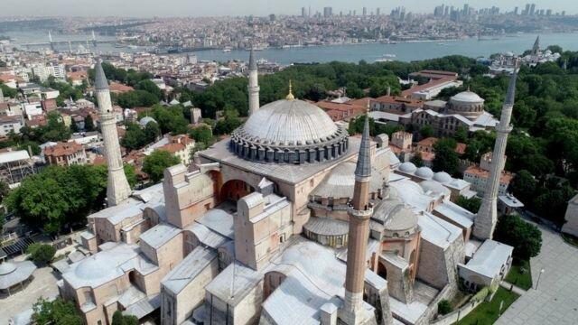 Santa Sofía de Constantinoble