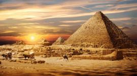 Egipto: etapas timeline