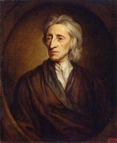 John Locke ( 1632 hasta 1704 )