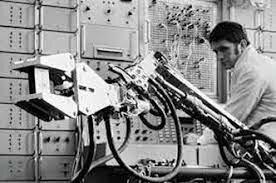 Primero robots industriales