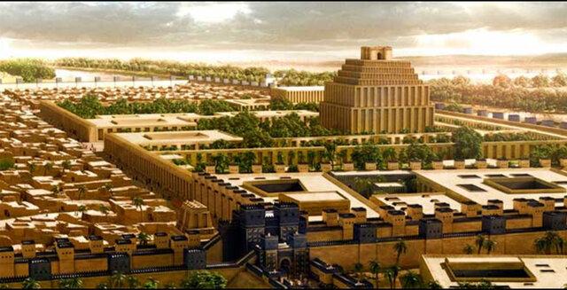 Creación de la ciudad Balbilonia