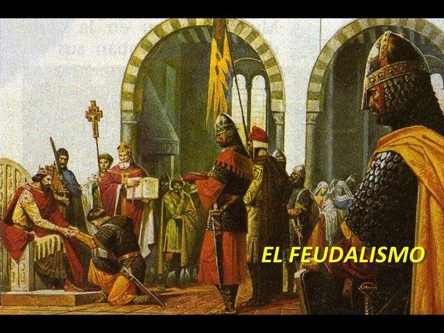Surgimiento del feudalismo