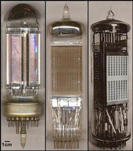 Los primeros sistemas de almacenamiento