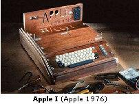 Se crea el primer ordenador de Apple (Apple I).