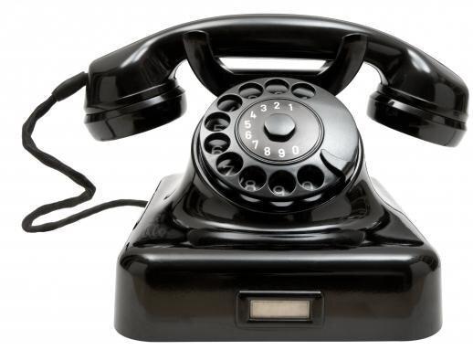 El telèfon.