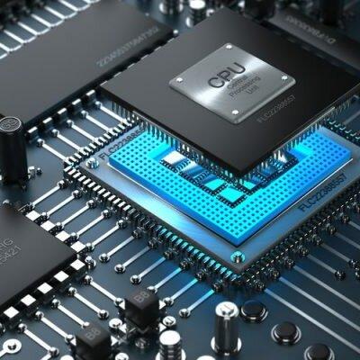 Microprocesadores timeline
