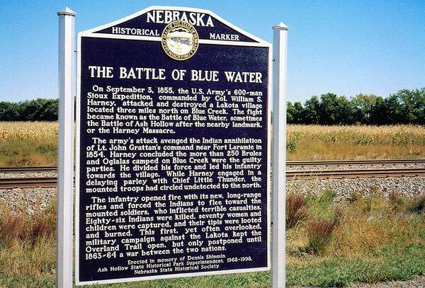Battle Of Blue Water