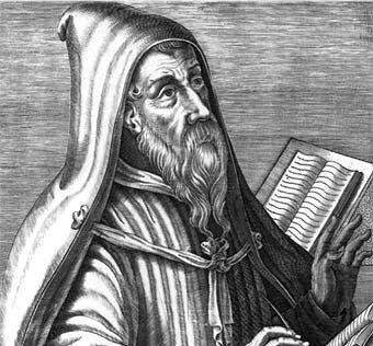 Agustín de Hipona (354 d. C - 430 d. C )