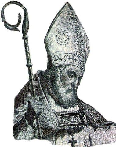 Isidoro de Sevilla (556 d. C - 636 d.C)