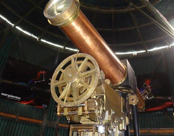 La invención del telescopio