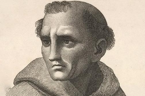Juan Duns Scoto ( 1266 d.C - 1308 d.C )