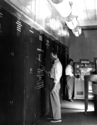 Ordenadores de primera generacion. (EDVAC)