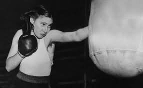 THE FIRST BOXER WOMEN